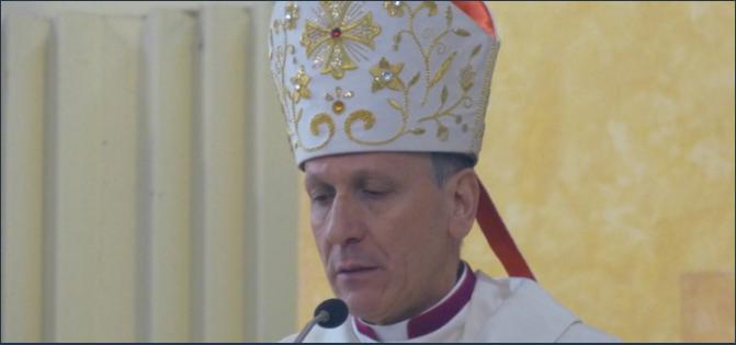 Vescovo di Sora CAssino Aquino Pontecorvo Mons. Gerardo Antonazzo