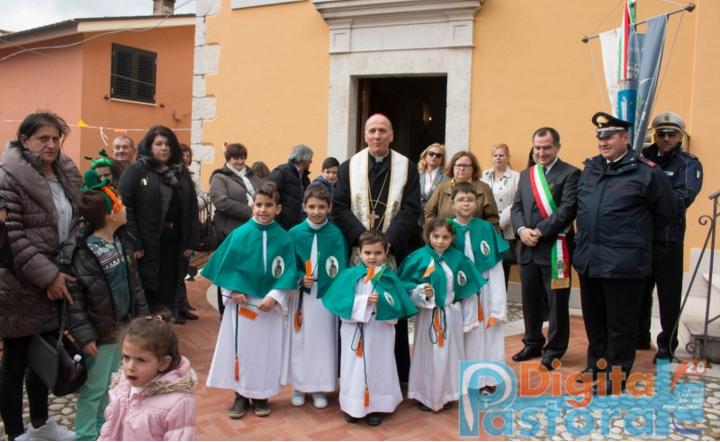 Festeggiamenti a montattico per il santo patrono d irlanda - San patrizio per i bambini ...