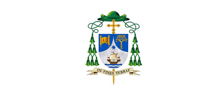 Stemma di Mons. Gerardo Antonazzo