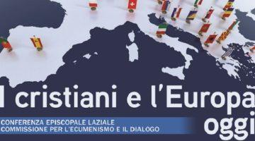 Pastorale-Digitalei cristiani e l'europa oggi