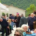 Settignano inaugurazione banco delle opere di carità (2)