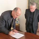 5. Firma del decreto (1)