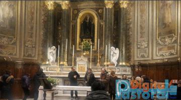Corso biblico con don giovanni de Ciantis a SAnto Spirito a Sora