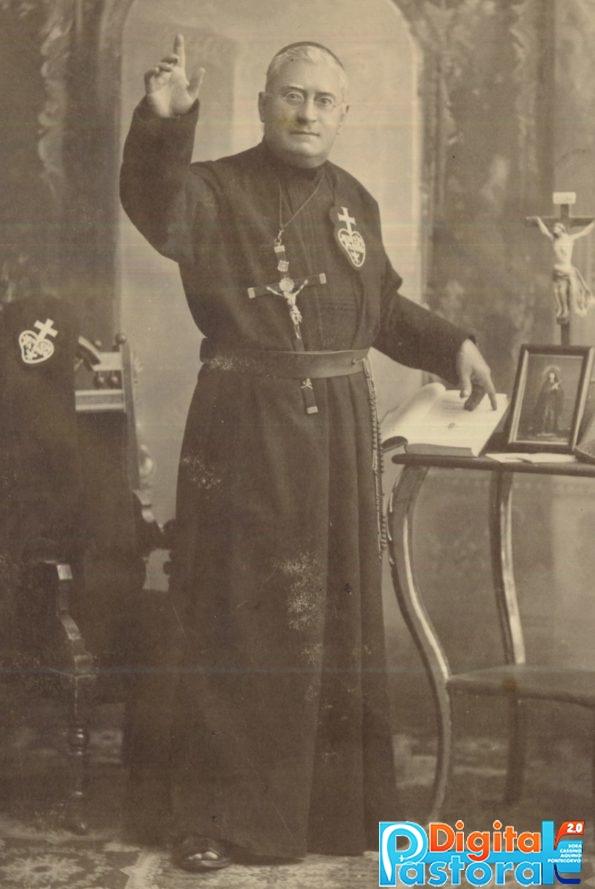 Vitaliano Lilla di Sant'Agnese. Missionario passionista pastorale Digitale