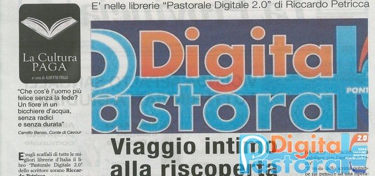Pastorale-Digitale di Riccardo Petricca Recensione La Provincia