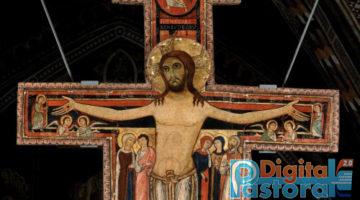 Crocifisso san Damiano 2