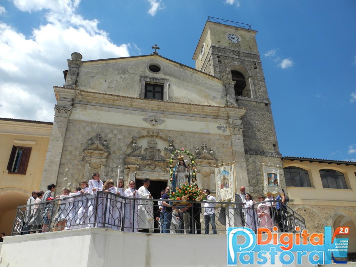 Piccolo Ufficio Della Madonna : Giugno roselli festeggia la madonna delle rose diocesi