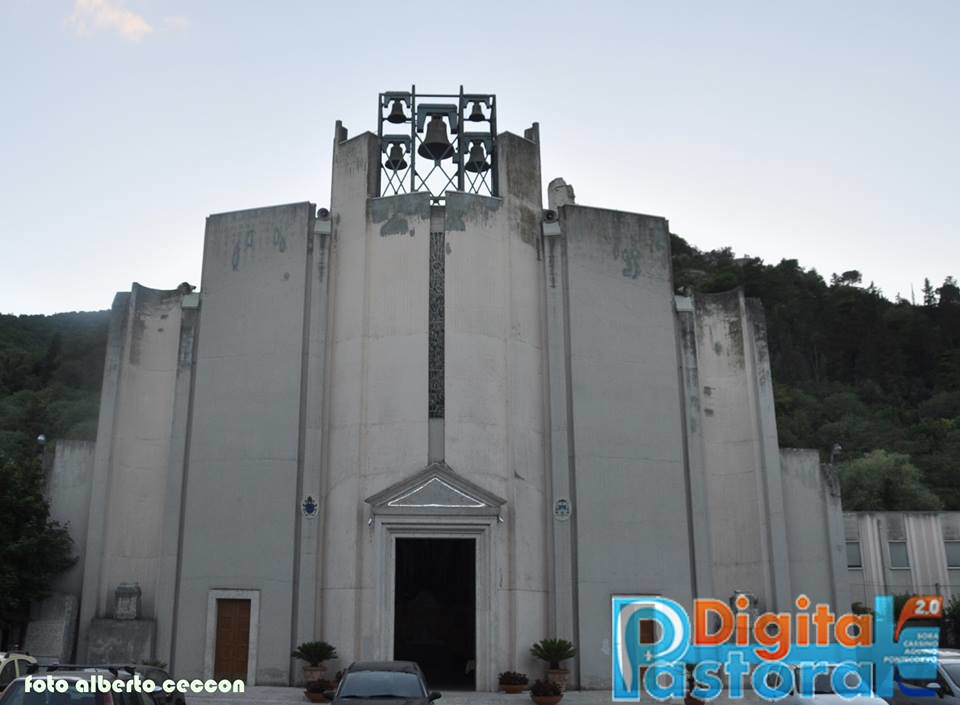 1. La facciata esterna