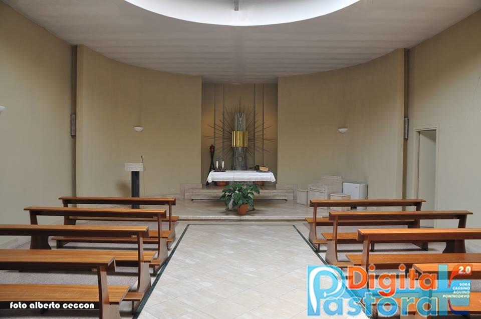 9. La cappella di sinistra, del SS. Sacramento