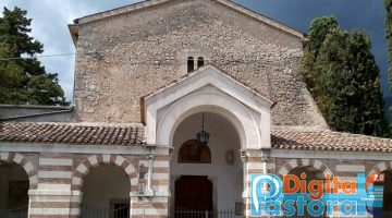 Santa Maria del Campo. La chiesa