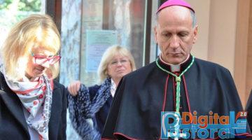 2017 11 02 - Diocesi Sora Cassino Aquino Pontcorvo - Articolo - Vescovo Gerardo Antonazzo - Messa Cimitero Polacco Montecassino