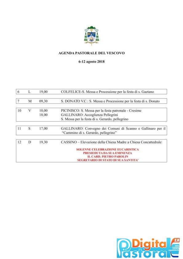 Agenda 6-12 agosto 2018-1
