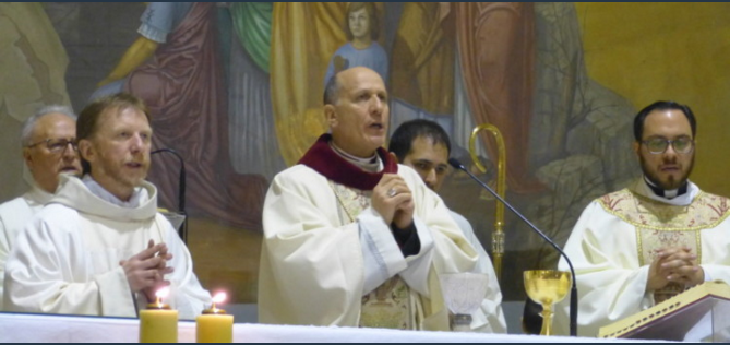 Mons. Gerardo Antonazzo Vescovo si Sora Cassino Aquino Pontecorvo