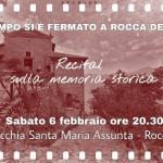 Pastorale-Digitale-IV centenario slavina Roccavecchia