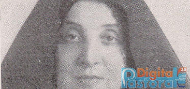 Suor Francesca Saverio Savona. Missionaria del Sacro Cuore