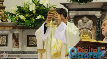 Prima Celebrazione Eucaristica di don Giuseppe Rizzo – Chiesa San Folco Pellegrino