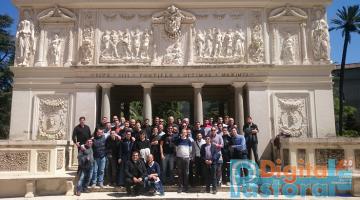 Il pellegrinaggio dei Seminaristi del Collegio Leoniano di Anagni
