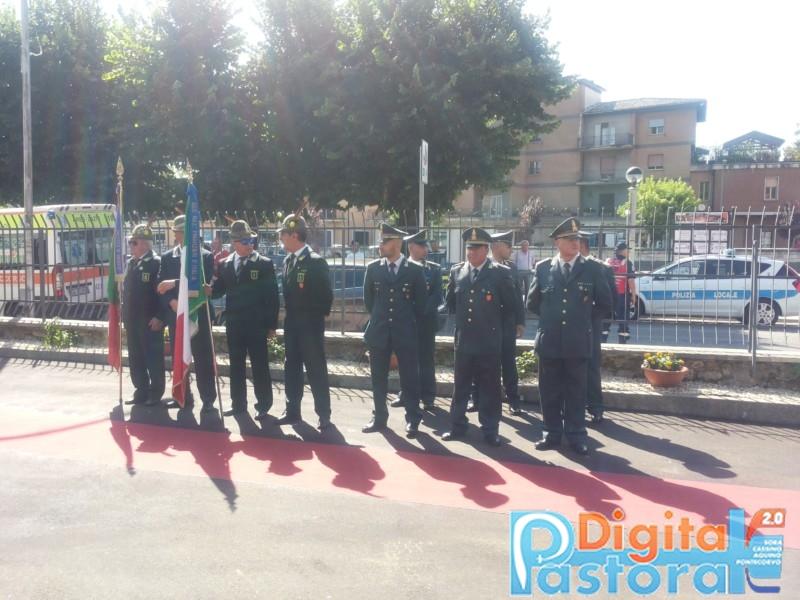 b98047a611 Nuova sede della Guardia di Finanza: oggi la cerimonia - Diocesi ...
