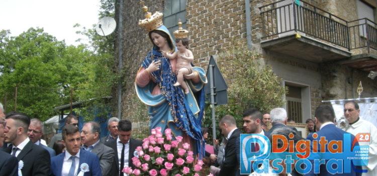Pastorale Digitale Festa della Madonna delle Grazie, Purgatorio - Casalvieri (16)