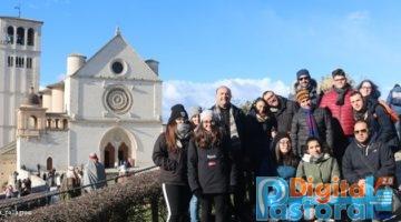Copertina Castelliri ad Assisi 2018-2019