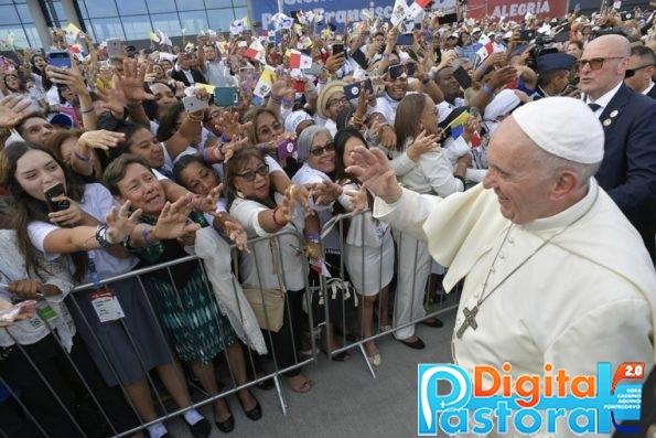Il Papa a Panama