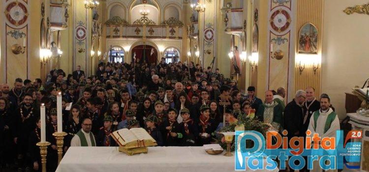 La Messa col Vescovo (10)
