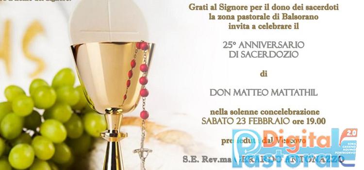 Pastorale-Digitale-25 anni sacerdozio-Don Matteo-Ridotti_1