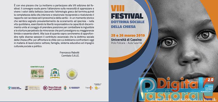 VIII festival dottrina sociale della chiesa