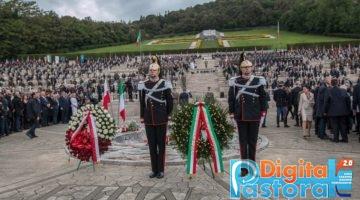 24. 75° Battaglia di Montecassino Cerimonia
