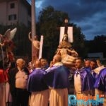 Incontro delle 2 processioni