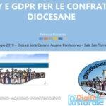 Presentazione Formazione GDPR Confraternite