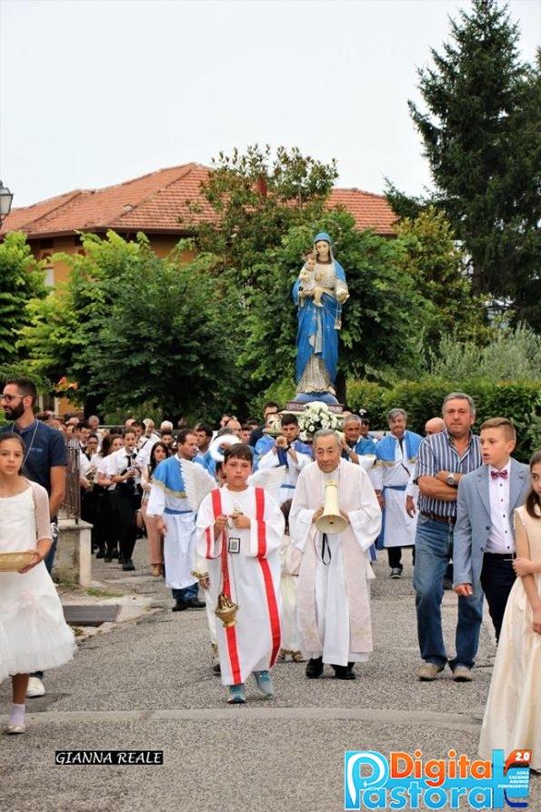 Madonna del Carmine Collecarino